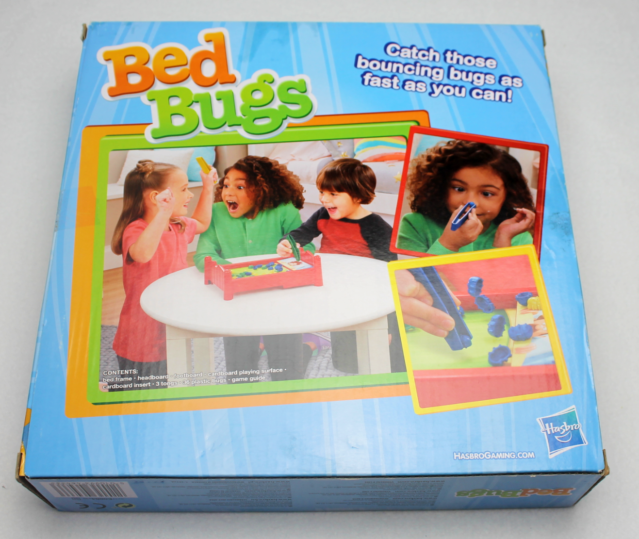 Bed bugs - hra