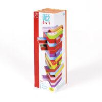 Věž 3v1 - barevná