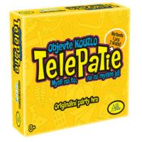 Telepatie - náhled krabice