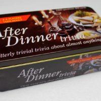 After Dinner Trivia - náhled krabice