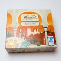 Alhambra - karetní hra - náhled krabice