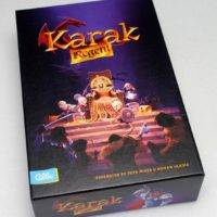 Karak Regent - náhled krabice