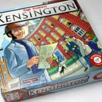 Kensington - náhled krabice