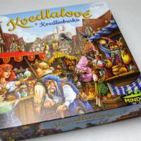Kvedlalové z Kvedlinburku - náhled krabice