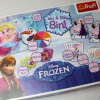 Ledové království 8v1 - náhled krabice