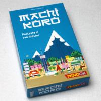 Machi koro - náhled krabičky