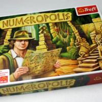 Numeropolis - náhled krabice