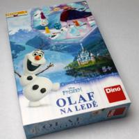 Olaf na ledě - náhled krabice
