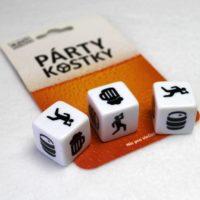 Párty kostky