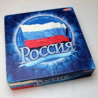 Rossiya - otázky a odpovědi - náhled krabice