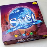 Svět - otázky a odpovědi - náhled krabice