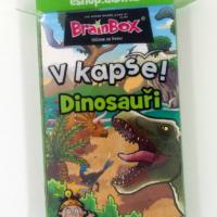 V kapce - dinosauři - náhled obalu hry
