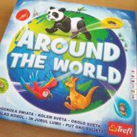 Around the world - náhled krabice